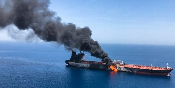 دیپلماتهای عربی: اسرائیل هم در قضیه دو نفتکش متهم است
