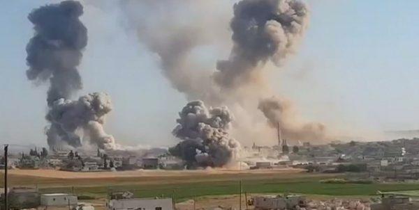 حمله جنگندههای روسی و سوری به نشست فرماندهان جبهه النصره