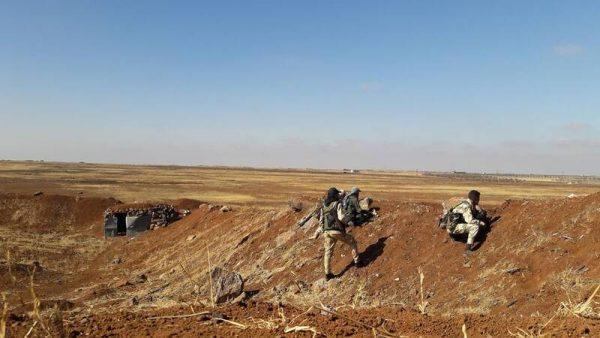 شمارش معکوس برای یک تغییر بزرگ میدانی/ این شهر به قبرستان تروریستها در شمال سوریه تبدیل میشود + نقشه میدانی و عکس