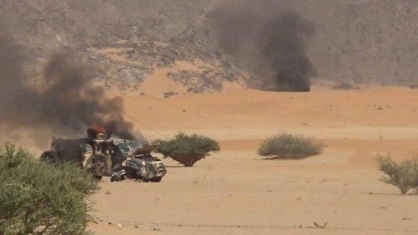 آخرین تحولات میدانی استان حجه یمن/ دفع حملات نظامیان و مزدوران سعودی در بخش میدی پس از ۲۰ ساعت درگیری سنگین + نقشه میدانی و عکس