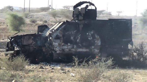 عملیات گسترده مزدوران چند ملیتی رژیم سعودی در حومه گذرگاه مرزی علب/ دفع حملات پس از ۱۲ ساعت درگیری سنگین + نقشه میدانی و عکس