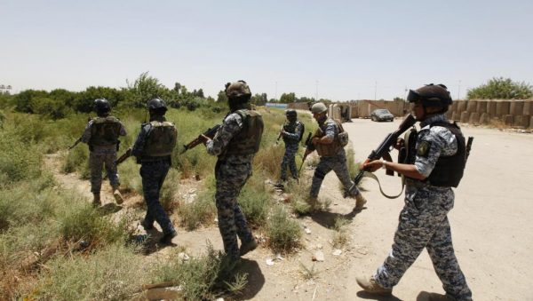 «مادر داعش» در موصل به دام افتاد
