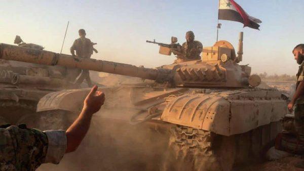 گزینه جدید آمریکاییها برای فرار از شکست بزرگ در غرب آسیا/ آمادهباش هستههای خاموش داعش در صحرای سوریه برای اختلال در جاده «ایران – مدیترانه» + نقشه میدانی و عکس