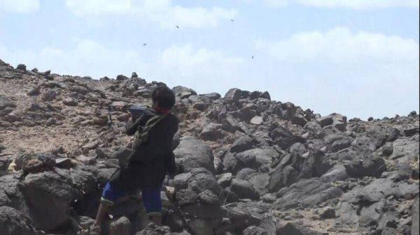 آخرین تحولات میدانی استان ضالع/ دست و پا زدن ائتلاف غربی – عربی -صهیونیستی در غده سرطانی جنوب یمن + نقشه میدانی و عکس