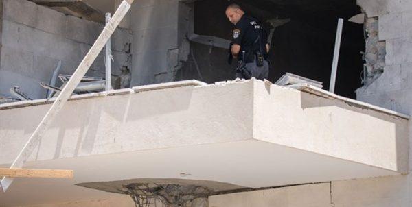 رزمایش تخلیه ساختمانهای بلند اسرائیلی در شهرکهای نزدیک غزه