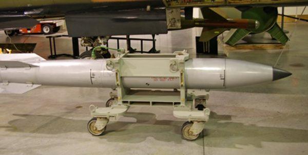 لو رفتن مکان نگهداری برخی جنگ افزارهای اتمی آمریکا در «بلژیک»