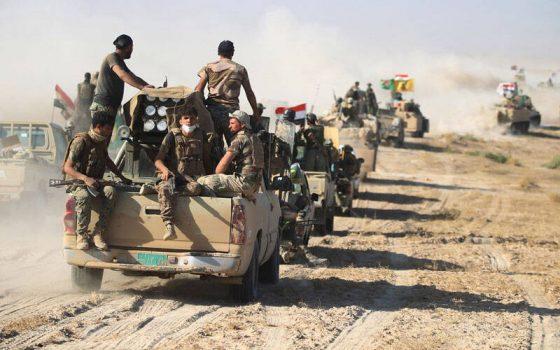 تحرکات هسته های خاموش داعش برای بقا در استان دیاله عراق + نقشه میدانی و عکس