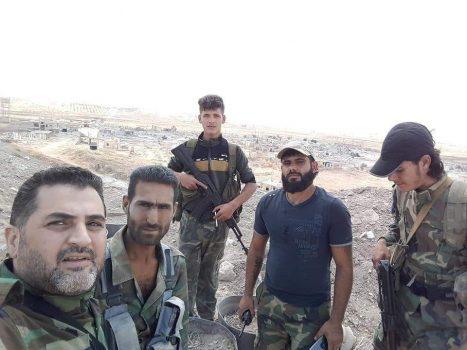 بازگشت آرامش به شمال استان حماه پس از ۳۶ ساعت درگیری سنگین و نفسگیر/ فرار تروریستها با ۱۸۵ کشته و زخمی + نقشه میدانی و عکس