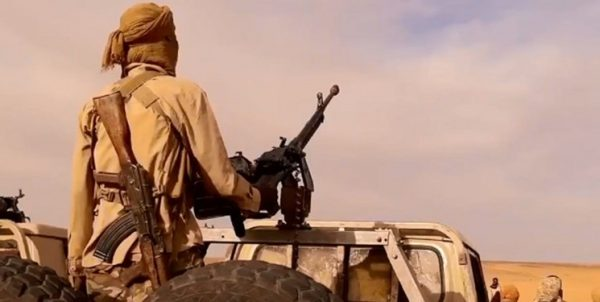 بازداشت معاون یک «والی» داعش در مرکز عراق