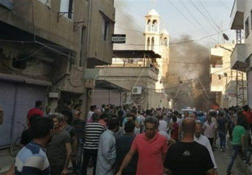 نگاهی به کتاب «جنگ کثیف»-۱| شیطنتها و مداخلات کشورهای غربی در جنگ علیه سوریه