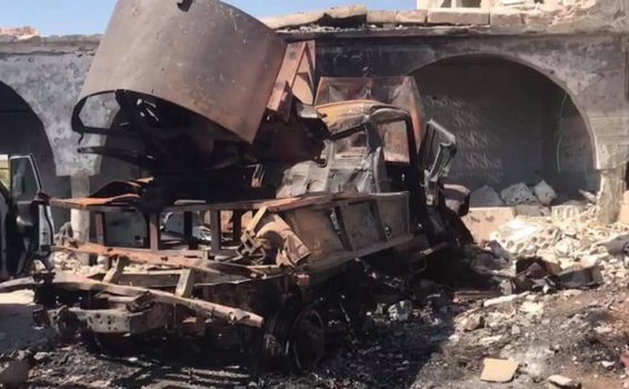 مروری بر نتایج ۷ روز عملیات نیروهای ارتش سوریه در شمال استان حماه/ گروهکهای تروریستی در یک قدمی شکست سنگین + نقشه میدانی و عکس