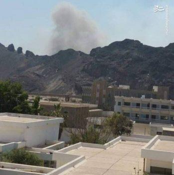 سقوط چند مرکز وابسته به دولت هادی در عدن +عکس