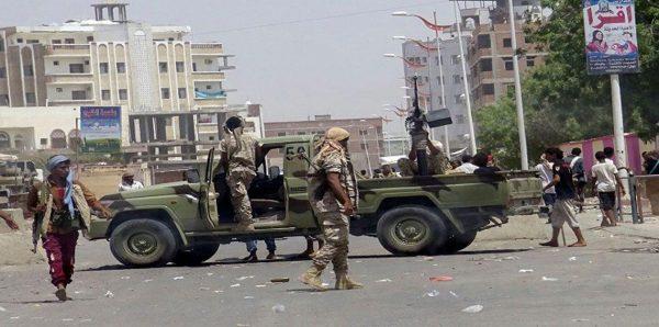 مروری بر آنچه که در شهر عدن گذشت/ آیا بن سلمان و بن زائد برای تجزیه یمن تقسیم کار کردهاند؟ + نقشه میدانی و عکس