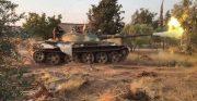 نیروهای ارتش سوریه در ۷۰۰ متری بزرگراه بین المللی «دمشق – حلب» / درگیریهای سنگین در حومه غربی شهر خان شیخون