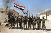سوریه ۱۰ سال پس از جنگ خونین تحمیلی/ تروریستها و شبه نظامیان کُرد چه مناطقی را در اشغال دارند؟ + نقشه میدانی و عکس