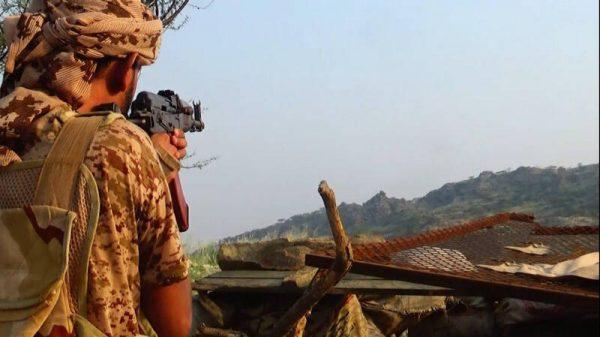 شکست سنگین مزدوران رژیم سعودی در استان جیزان عربستان/ قدرتنمایی رزمندگان یمنی در حومه منطقه راهبردی «جحفان» + نقشه میدانی و عکس