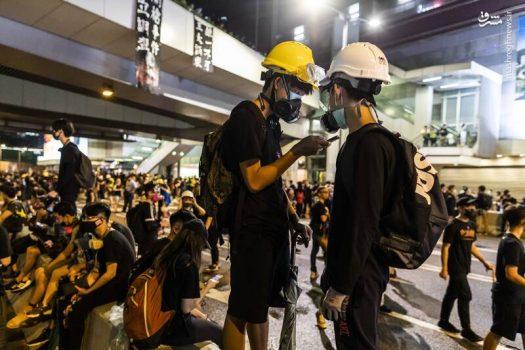 «بریجفای»، نسل جدید پیامرسان برای معترضان هنگ کنگی/ آیا بعد از ایران، هنگکنگ مدل جدید اغتشاشات خیابانی میشود؟ +عکس