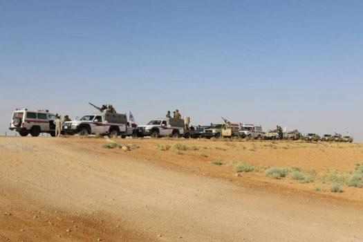 ضرورت برخورد قاطع با هستههای خاموش داعش در محور «المنذریه – کربلا» برای تأمین امنیت زائران اربعین + نقشه میدانی و عکس