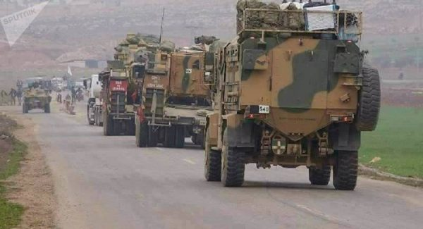 آخرین خبرها از تجاوز نظامی ارتش ترکیه به مناطق شمالی سوریه/ حملات سنگین هوایی و توپخانهای به مواضع شبهنظامیان کُرد در شهر مرزی «راس العین» + نقشه میدانی