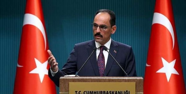 ترکیه: عملیات ما در شمال سوریه مبارزه با داعش را تضعیف نکرد
