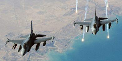 نیروهای حفتر، جنوب غرب لیبی را بمباران کردند