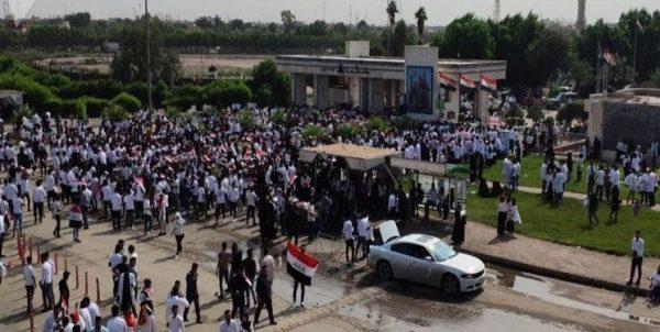 «نقشه راه» معترضان میدان التحریر بغداد چیست؟