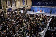 رهبر انقلاب: منطق منع مذاکره با آمریکا، جلوگیری از نفوذ این کشور است