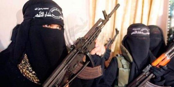 ترکیه مدعی بازداشت خواهر سرکرده داعش شد