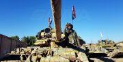 عکس| ارسال مجدد تجهیزات ارتش سوریه به مناطق مرزی با ترکیه