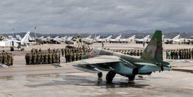 فیلم| روسیه پایگاه نظامی جدیدی در شمال سوریه تاسیس کرد