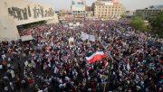 تازهترین تحولات میدانی عراق/ مرجعیت و بسیج مردمی چگونه سناریوی ایجاد جنگ داخلی در عراق را به شکست رساندند؟/ اجماع معترضان برای تغییر قانون اساسی با برگزاری تظاهرات آرام + عکس