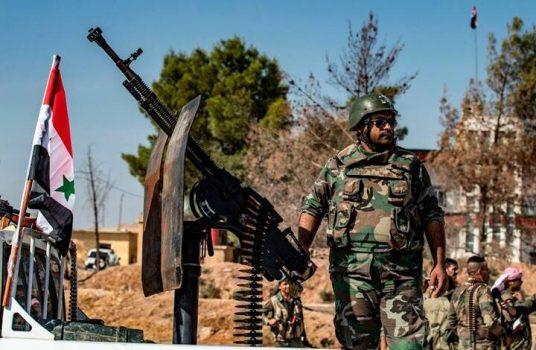 آخرین تحولات میدانی شمال سوریه/ شکست دوباره آنکارا با استقرار نیروهای سوری در نوار مرزی شمال شرق استان حسکه + نقشه میدانی و عکس