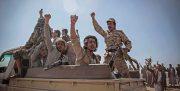 قطار رزمندگان یمنی بر روی ریل پیروزی/ آیا افزودن «انصارالله» به لیست تروریسم، سعودیها را از باتلاق نجات میدهد؟ + نقشه میدانی و عکس