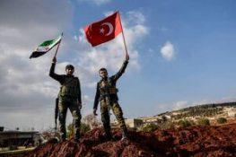 آغاز عملیات جدید ارتش ترکیه در شمال سوریه +نقشه میدانی