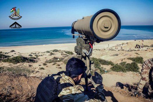 وحدت بی سابقه ۱۲ شاخه نظامی مقاومت فلسطین/ سایت ارتش رژیم صهیونیستی: پیام نظامی ایران در یک قدمی اسرائیل +عکس