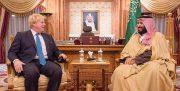 انگلیس از ابتدای جنگ یمن، ۱۵ میلیارد پوند سلاح به سعودیها فروخته است
