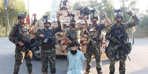 افزایش نگرانیها ازحضور تروریستهای داعش در افغانستان