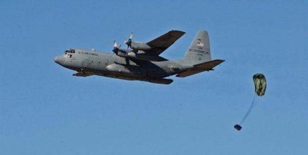 هلیبرن داعش در «جُرف النصر» عراق با کمک آمریکا