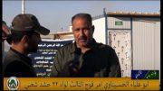 جزئیات حملات شدید و خونین داعش علیه رزمندگان سپاه بدر در استان صلاح الدین + نقشه میدانی و عکس