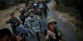 رزمایش نظامی رژیم صهیونیستی در مرز لبنان