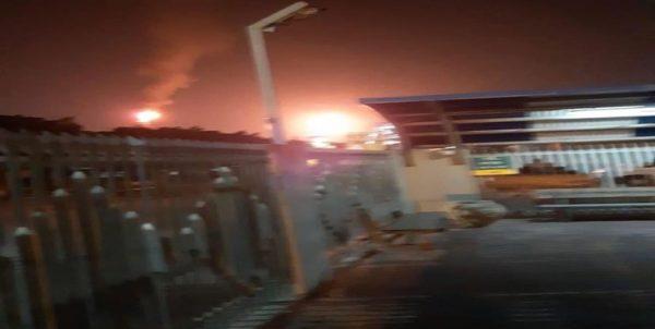 شنیده شدن صدای انفجار مهیب در شهر «حیفا» فلسطین اشغالی