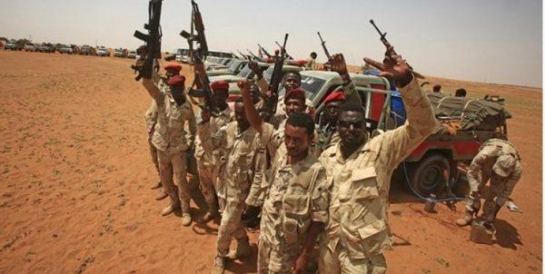 سازمان ملل: امارات با مزدوران سودانی در لیبی ارتباط مستقیم دارد
