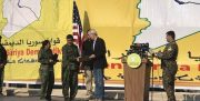 نماینده سابق آمریکا در سوریه: به دنبال تشکیل کشور کردستان سوریه نیستیم