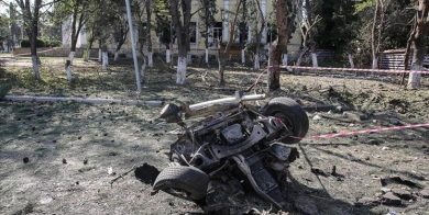 انفجار مینهای بهجا مانده از جنگ قرهباغ ۱۴ کشته برجا گذاشته است