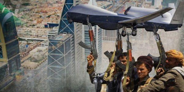 والاستریت ژورنال؛ ضعف پدافند هوایی سعودی در مقابل حملات مقاومت