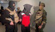 دستگیری یک تیم تروریستی در مناطق نزدیک با ایران + تصاویر