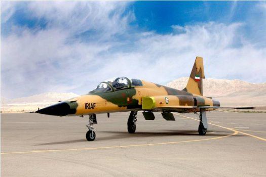 تولید انبوه جنگنده کوثر در نیروی هوایی ارتش
