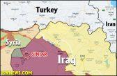 ورود دوباره حشدالشعبی به سنجار برای مقابله با حمله ترکیه!