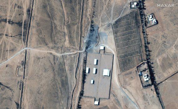 مروری به حملات هوایی رژیم صهیونیستی به خاک سوریه در سال ۲۰۲۱/ خودزنی دریایی راهبرد جدید صهیونیستها برای بحرانآفرینی در منطقه + نقشه میدانی و عکس