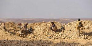نیروهای یمنی به ۳ کیلومتری مأرب رسیدند + فیلم